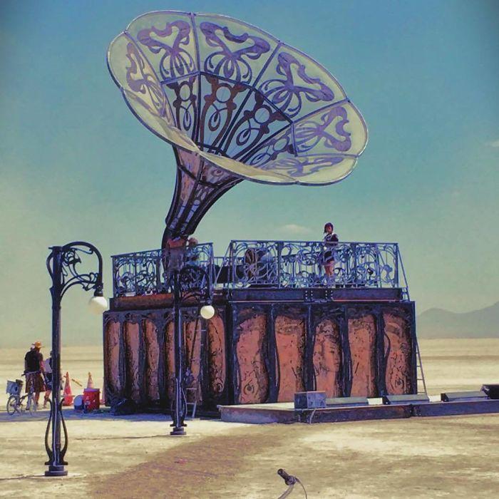 Burning Man 2017 il festival più pazzo del mondo