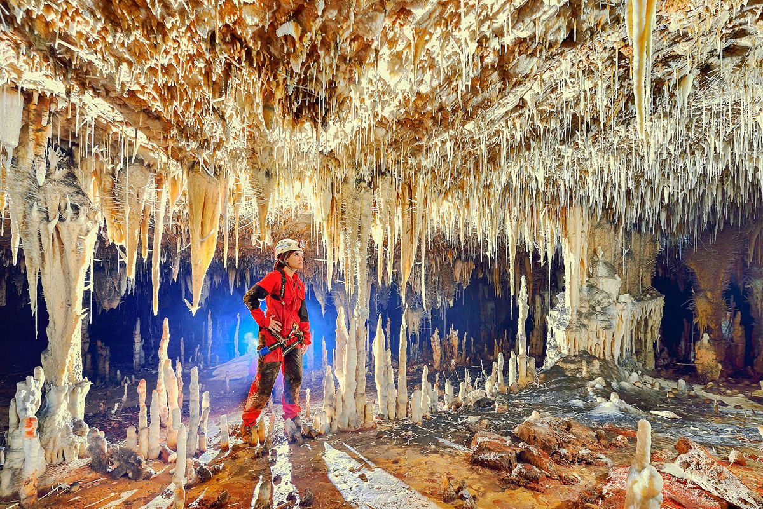 01 Le spettacolari grotte di Terra Ronca in Brasile