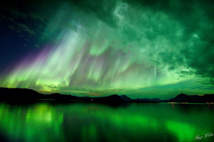01 le più belle foto di aurore boreali della NASA