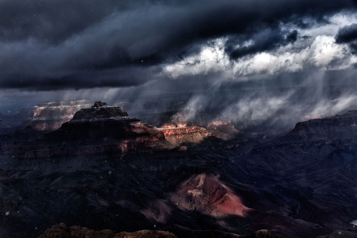 02 Timelapse nel Grand Canyon