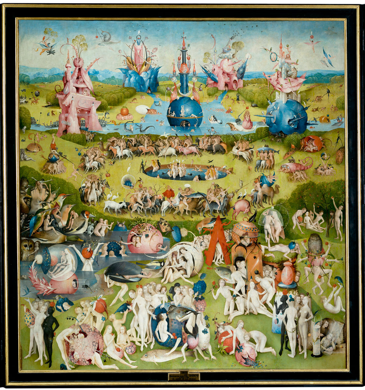 02 hieronymus bosch the garden of earthly delights