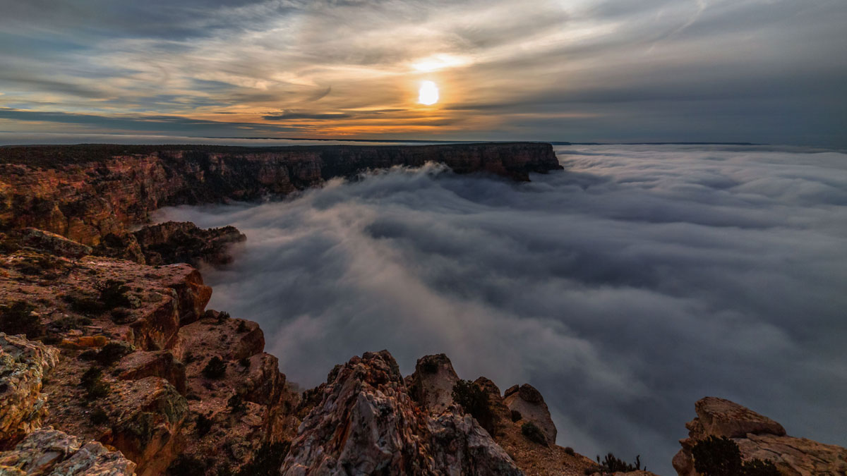 03 Timelapse nel Grand Canyon