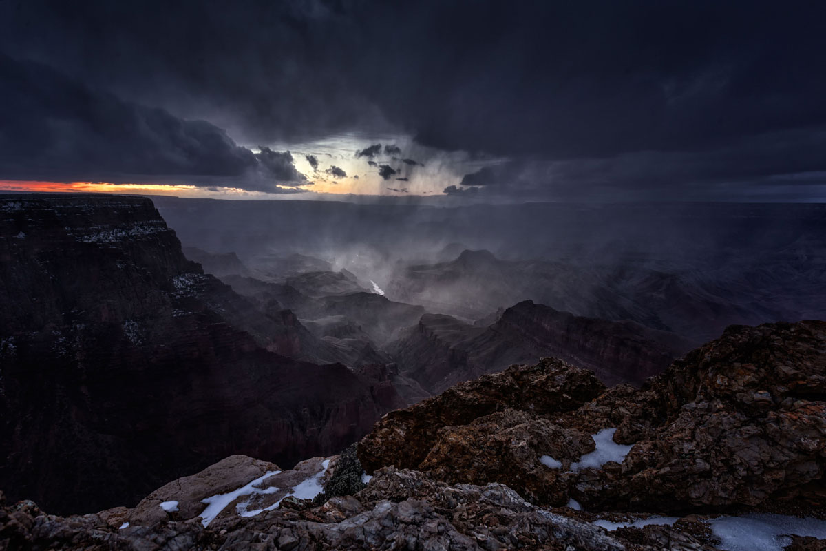 04 Timelapse nel Grand Canyon