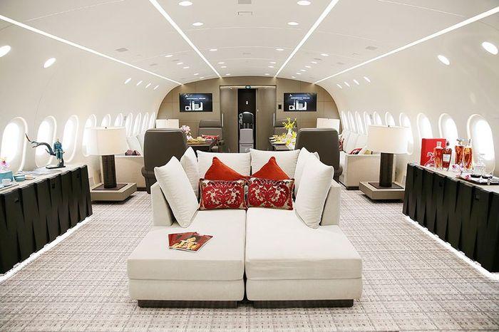 04 lunico Boeing 787 8 Dreamliner a noleggio al mondo