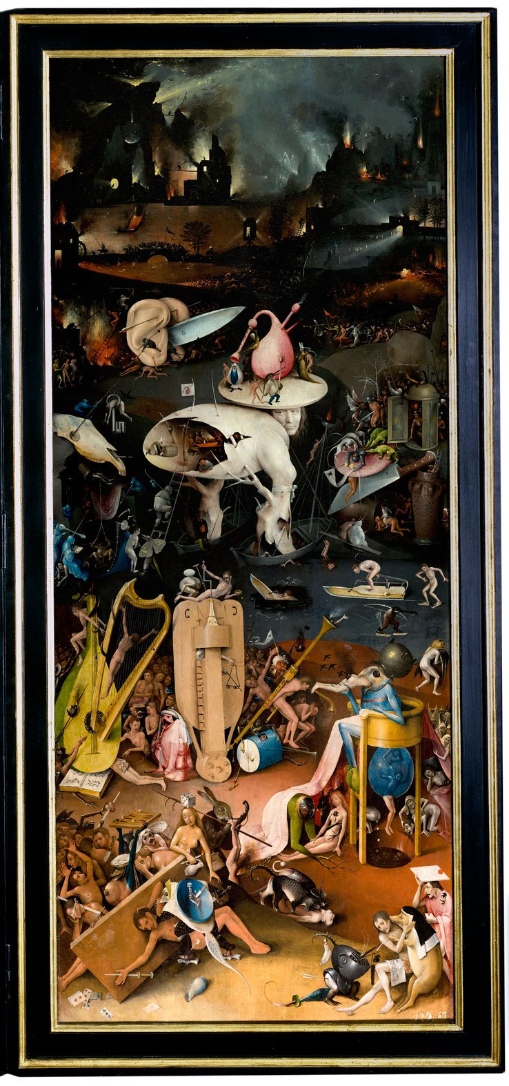 04 hieronymus bosch the garden of earthly delights