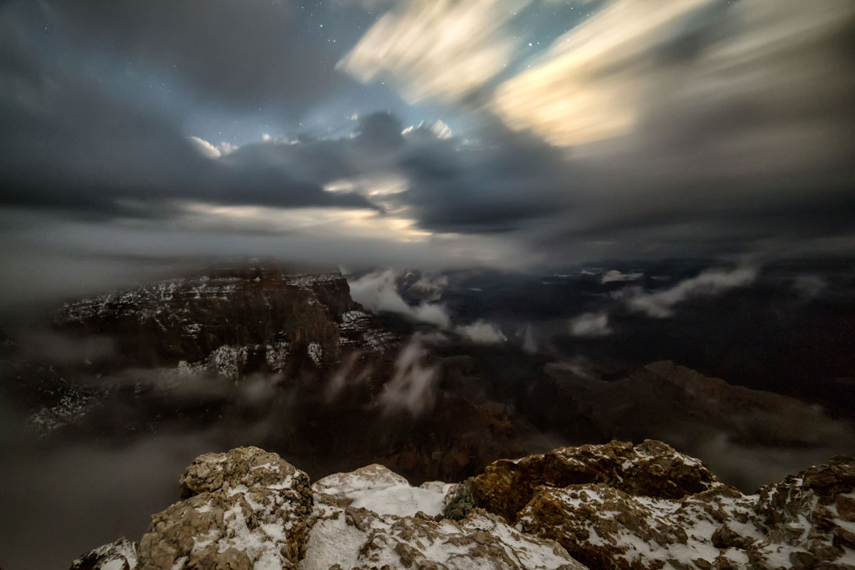 05 Timelapse nel Grand Canyon