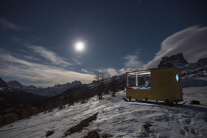 06 Starlight Room 360 dormire sotto le stelle ad alta quota
