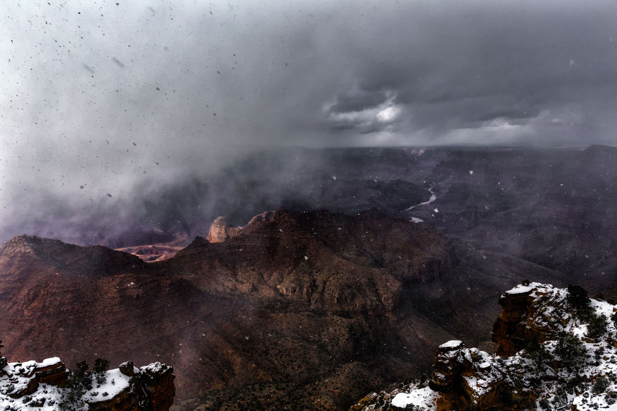 06 Timelapse nel Grand Canyon