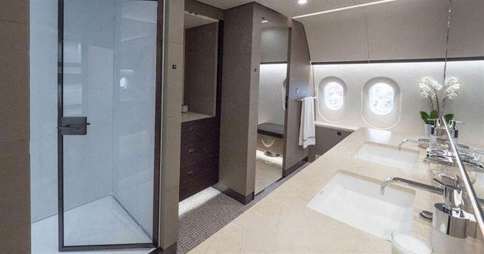 06 lunico Boeing 787 8 Dreamliner a noleggio al mondo
