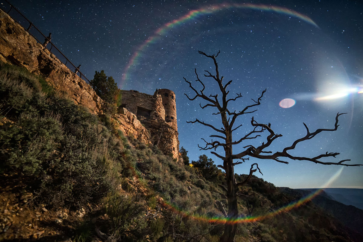 07 Timelapse nel Grand Canyon