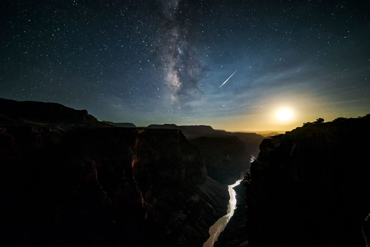 08 Timelapse nel Grand Canyon