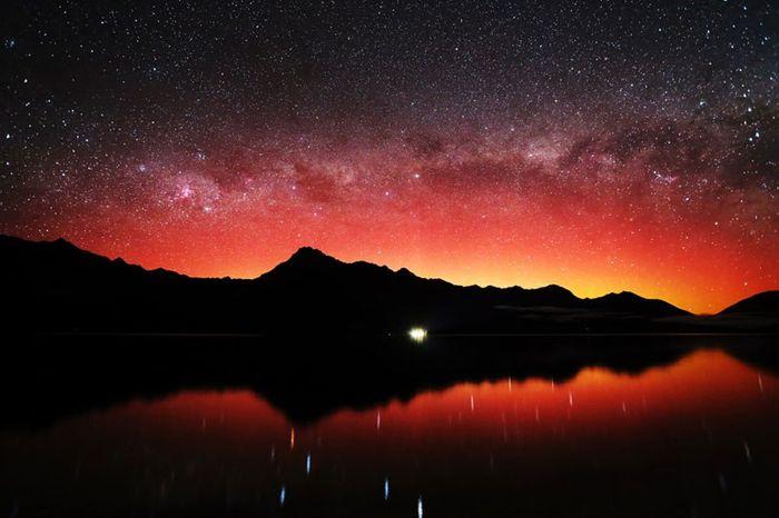 10 le più belle foto di aurore boreali della NASA