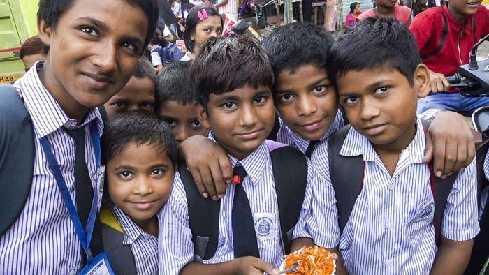 10 nei bassifondi di Mumbai