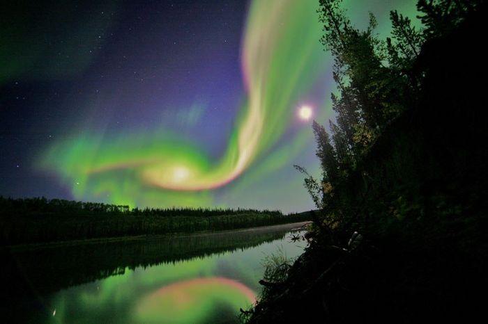 14 le più belle foto di aurore boreali della NASA