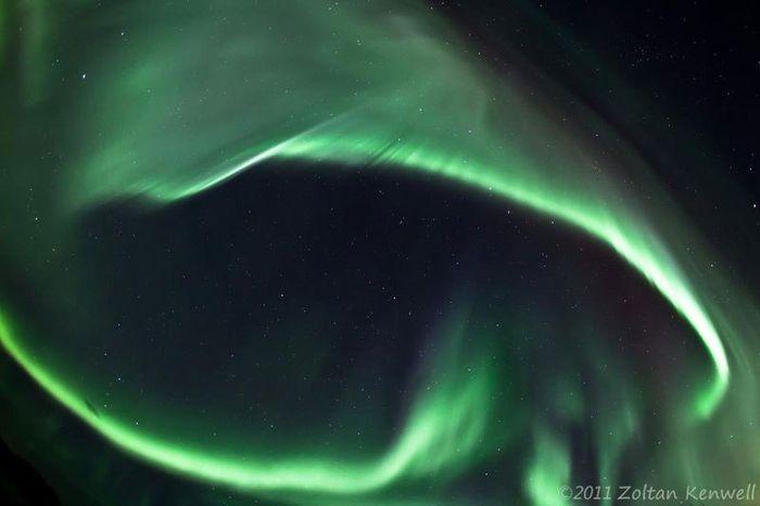 16 le più belle foto di aurore boreali della NASA