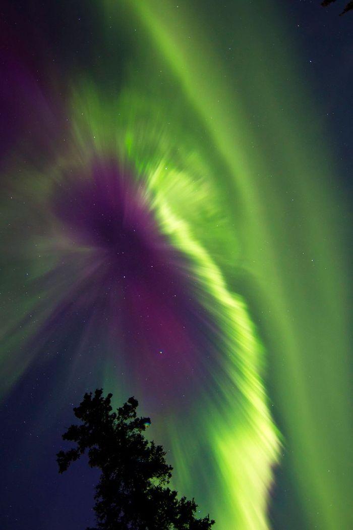 18 le più belle foto di aurore boreali della NASA