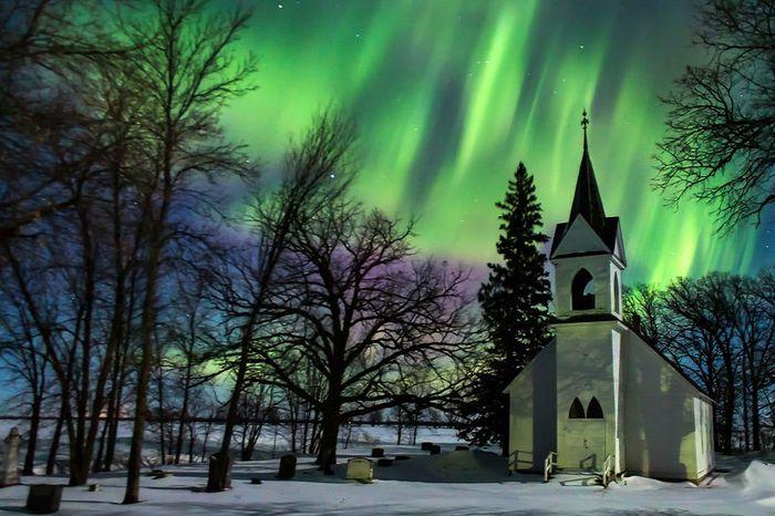 Le più belle foto della  NASA di Aurore boreali mai viste
