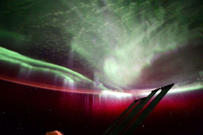 22 le più belle foto di aurore boreali della NASA