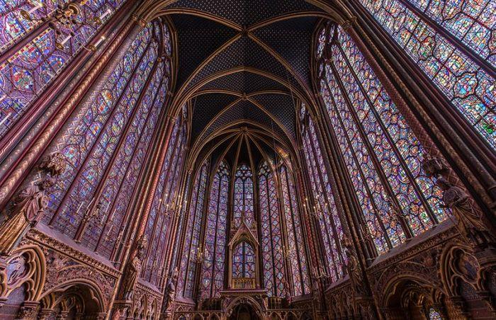 01 7 tra le più belle vetrate del mondo