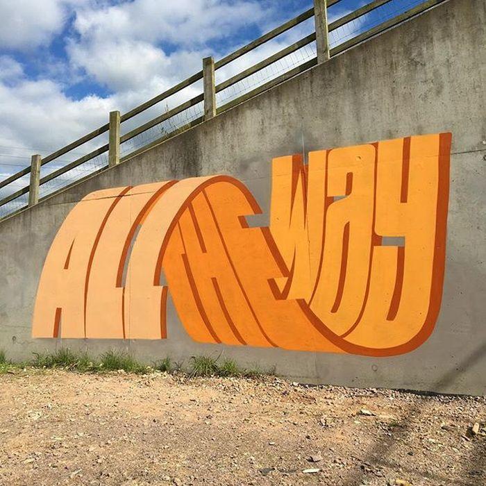 01 I graffiti che nascondono frasi