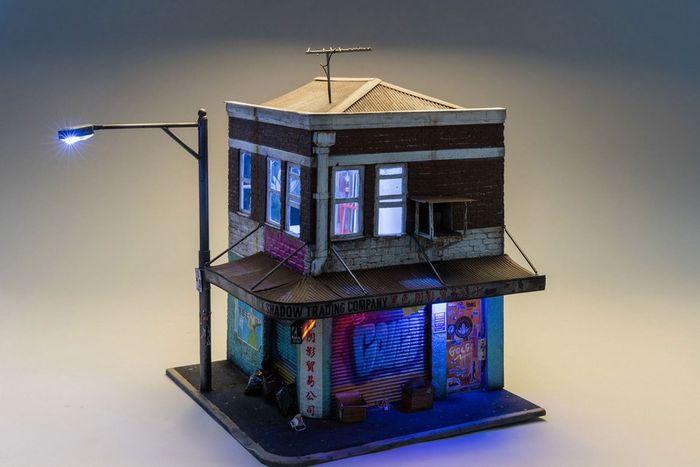 01 Joshua Smith città in miniatura