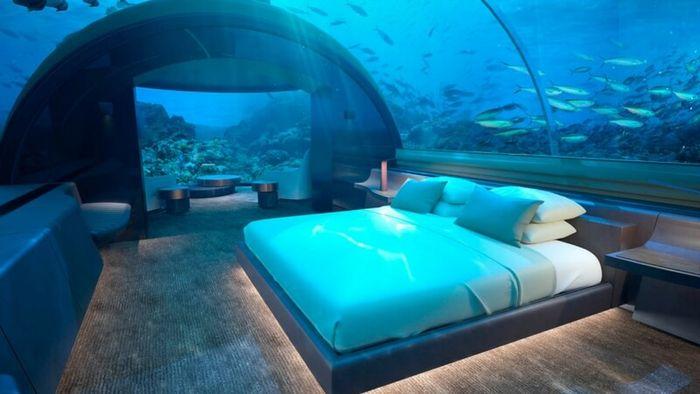 01 La prima residenza sottomarina al mondo