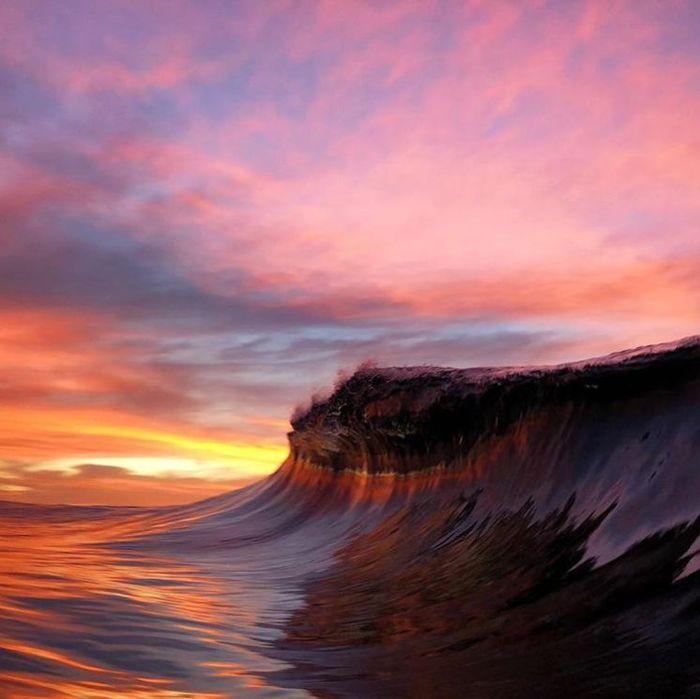 01 onde giganti dell'oceano nelle foto di Ryan Pernofski