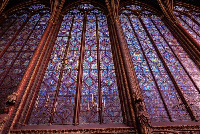 02 7 tra le più belle vetrate del mondo