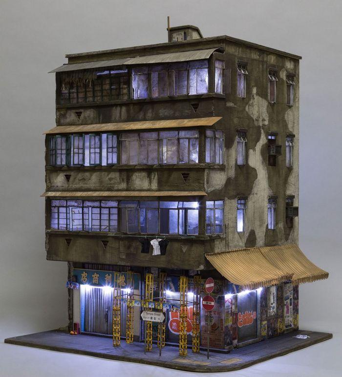 03 Joshua Smith città in miniatura