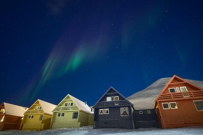03 Vivere per cinque anni nell'insediamento umano più a nord della terra
