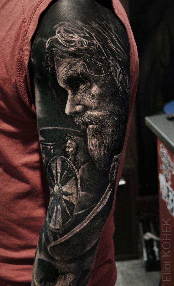 03 tatuaggi 3D