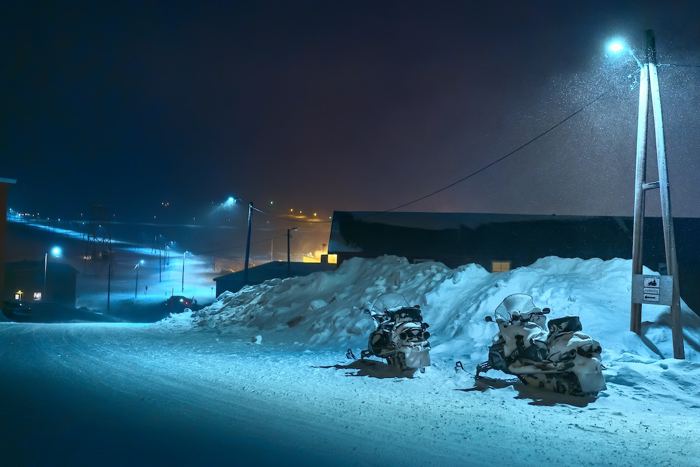 04 Vivere per cinque anni nell'insediamento umano più a nord della terra