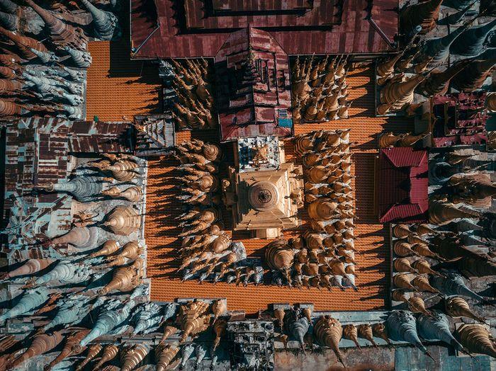 05 I meravigliosi templi della Birmania