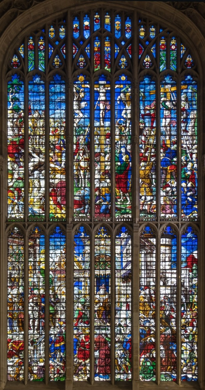 06 7 tra le più belle vetrate del mondo