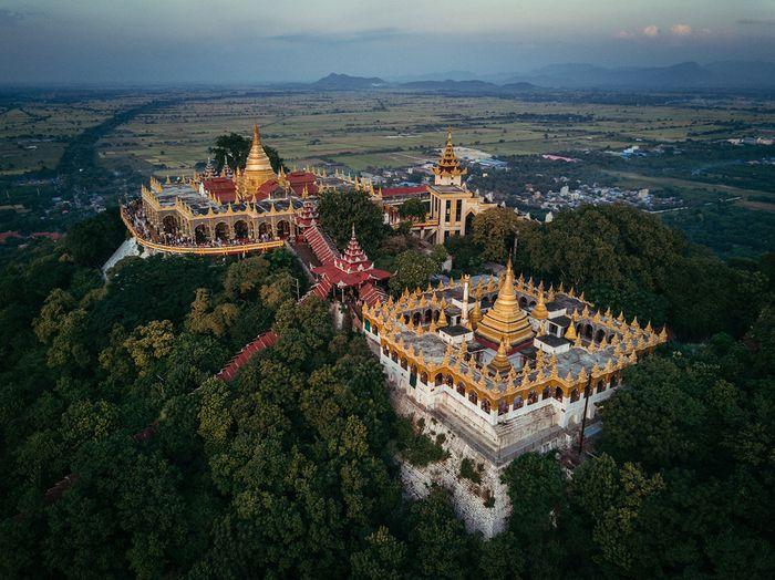 06 I meravigliosi templi della Birmania