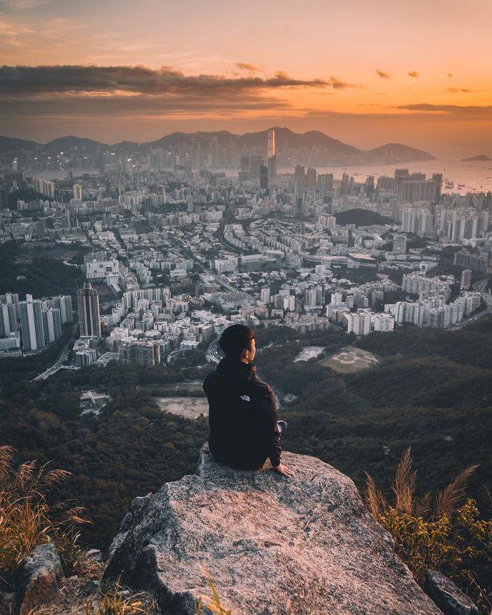 06 Singapore vista dall'alto negli scatti del fotografo Ryan James