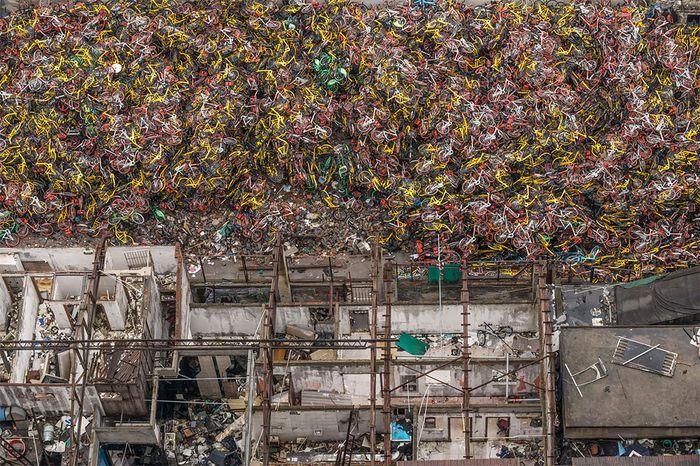 06 biciclette abbandonate in Cina