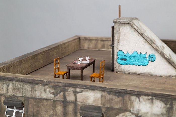 08 Joshua Smith città in miniatura
