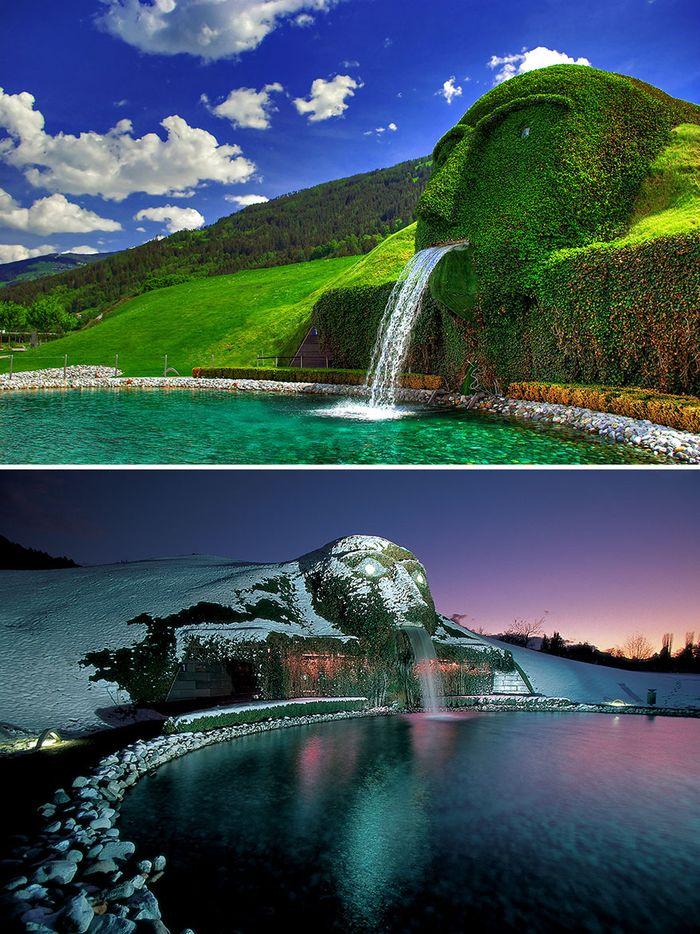 08 Le fontane più particolari e sensazionali del mondo