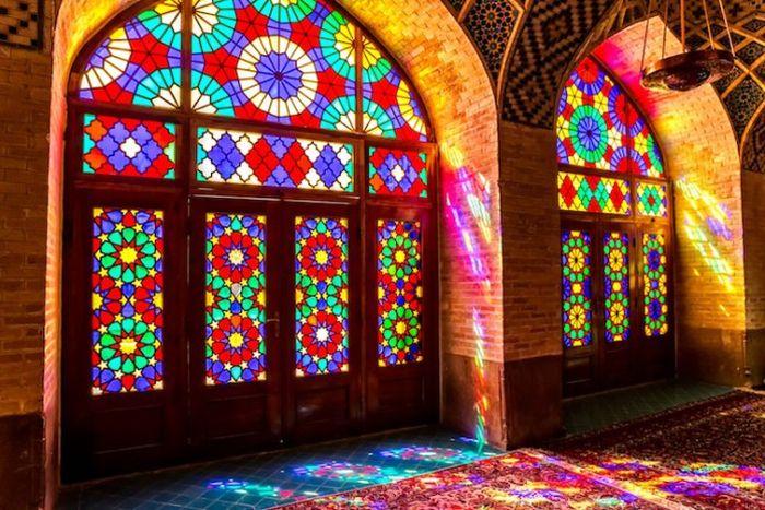 09 7 tra le più belle vetrate del mondo