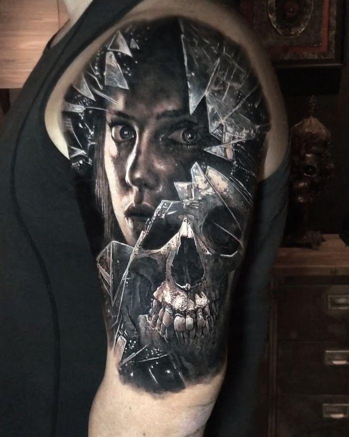 09 tatuaggi 3D