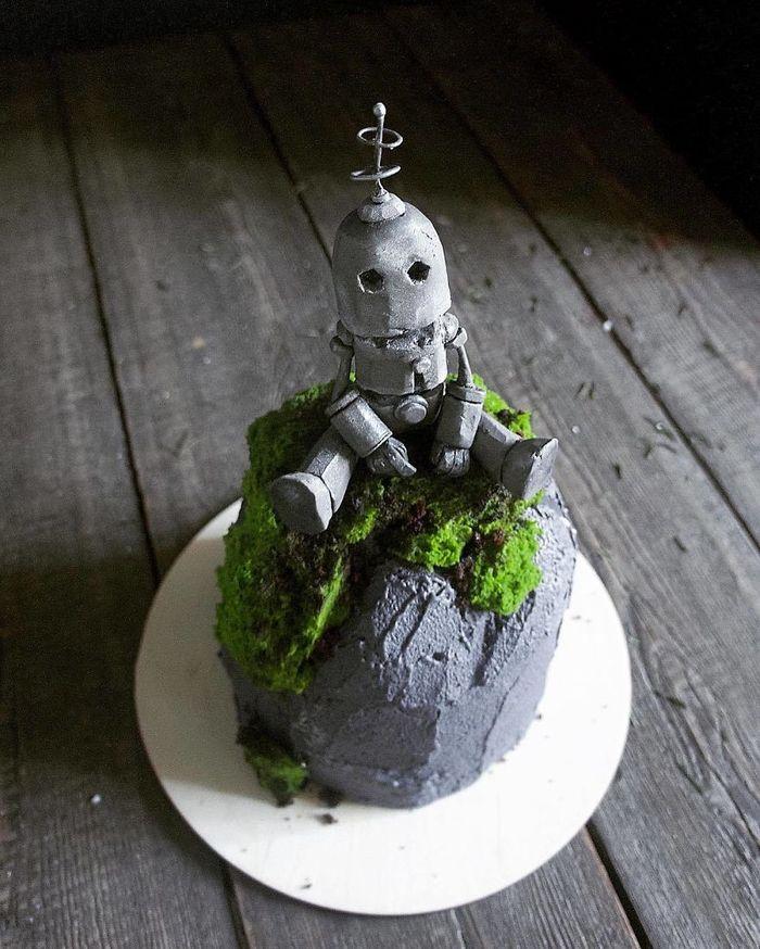 09 torte come opere darte