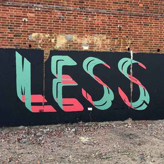 10 I graffiti che nascondono frasi