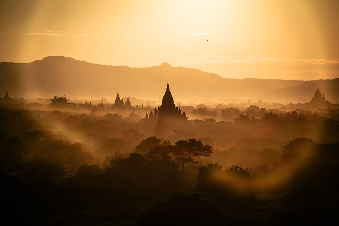10 I meravigliosi templi della Birmania