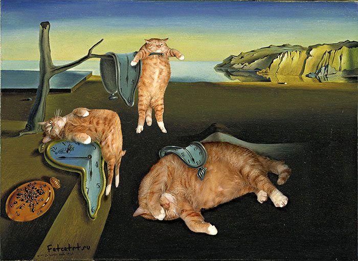10 Il mio gatto nelle opere d'arte più famose