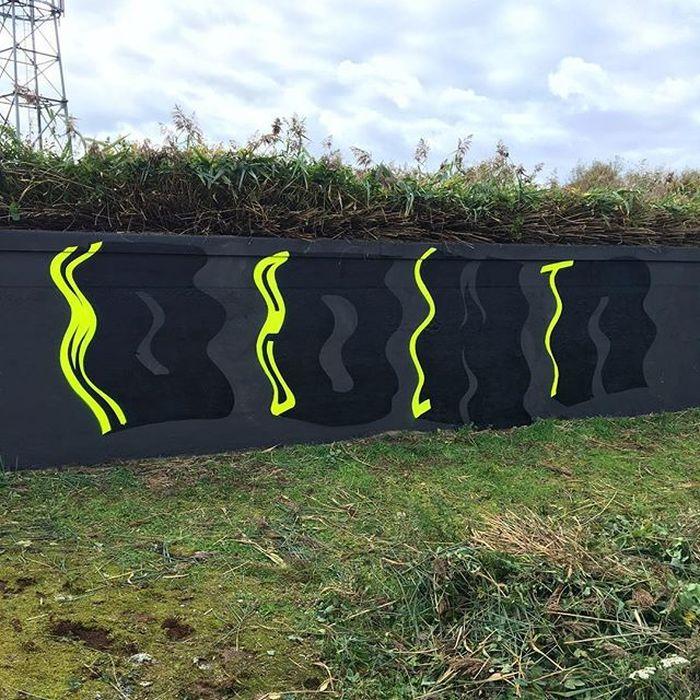 11 I graffiti che nascondono frasi