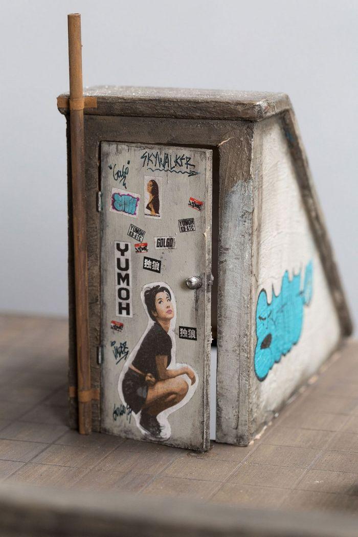11 Joshua Smith città in miniatura