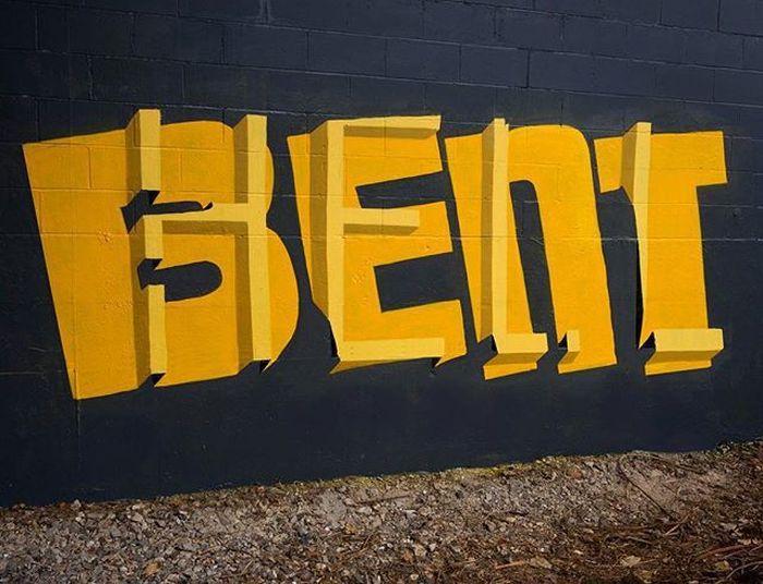 12 I graffiti che nascondono frasi