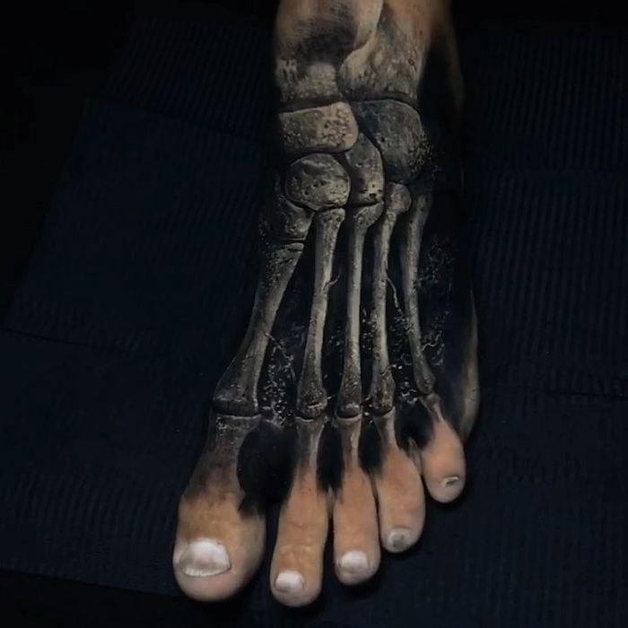 12 tatuaggi 3D