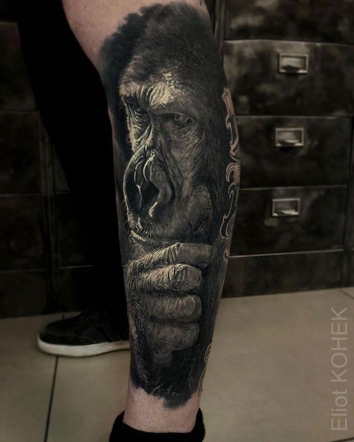 13 tatuaggi 3D